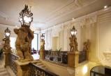 Interiér AAU (Thurn-Taxisův palác)