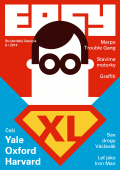 Easy Magazine 9/2014